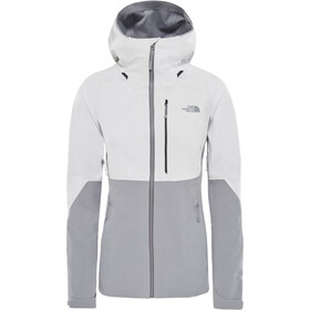 The North Face Apex Flex GTX 2.0 Jacket Dame tnf white/mid grey